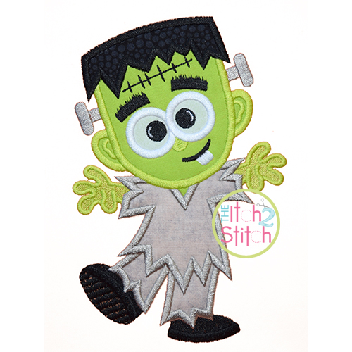 Cute Frank Applique