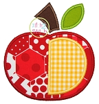 Apple 2 Applique