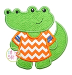 Gator Jersey Applique