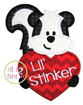 Little Stinker Applique