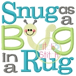 Snug Bug Embroidery