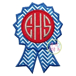 Award Ribbon Applique
