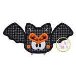 Bat Boy Applique