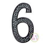 Copycat Numbers Set Applique
