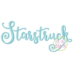 Starstruck Embroidery Font