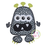 Monster 1 Applique