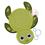 Sea Turtle Applique