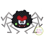 Spider Boy Applique