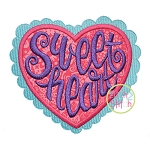 Sweetheart Applique
