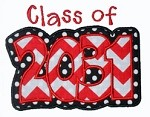 Class of 2031 Double Applique