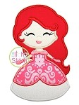 Princess 3 Applique