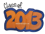 Class of 2013 Double Applique
