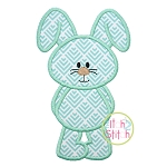 Bunny 3 Applique
