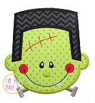 Franky Face Applique