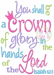Princess Crown Verse