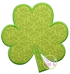 Shamrock Applique