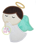 Angel Boy Applique