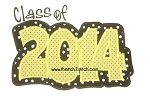 Class of 2014 Double Applique