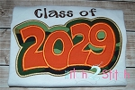 Class of 2029 Double Applique
