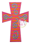 Cross 1 Applique