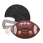 Football Helmet 2 Applique