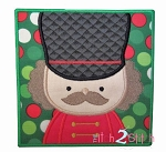 Nutcracker Box Applique