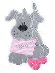 Puppy Love Applique