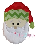 Santa2 Applique