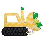 Shamrock Dozer Applique
