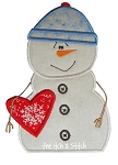 Snowman2 Applique