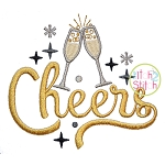 Cheers Embroidery