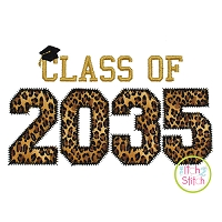 Class of 2035 Applique Design Set