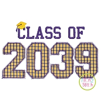 Class of 2039 Applique Design Set