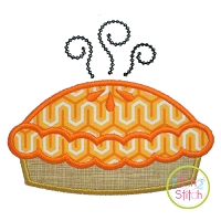 Pie Applique
