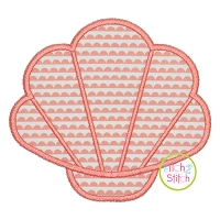 Seashell 2 Applique