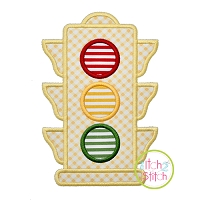 Basic Traffic Light Applique