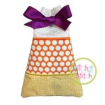 ITH Candy Corn Treat Bag