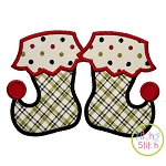 Elf Boots Applique