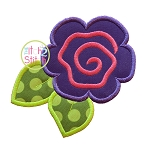 Flower 2 Applique
