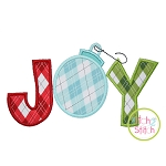 JOY Applique