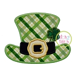 Leprechaun Hat Applique