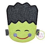 Little Frankie Face Applique
