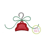 Ornament Topper 2 Applique