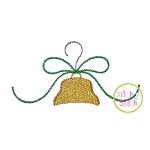 Ornament Topper 2 Fill Embroidery