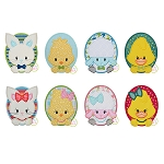Oval Easter Critters Set Applique