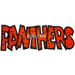 Panthers Applique