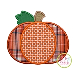 Pumpkin 3 Applique