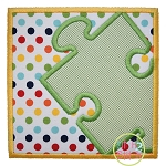 Puzzle Box Applique