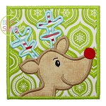 Reindeer Box Applique