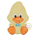 Sitting Duck Boy Applique